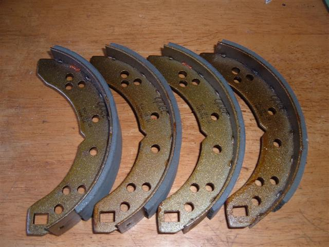 Rear Brake Shoes Pre 94