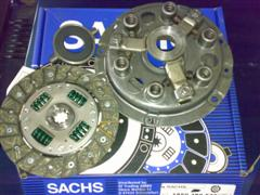 Clutch, Gearbox and drivetrain,