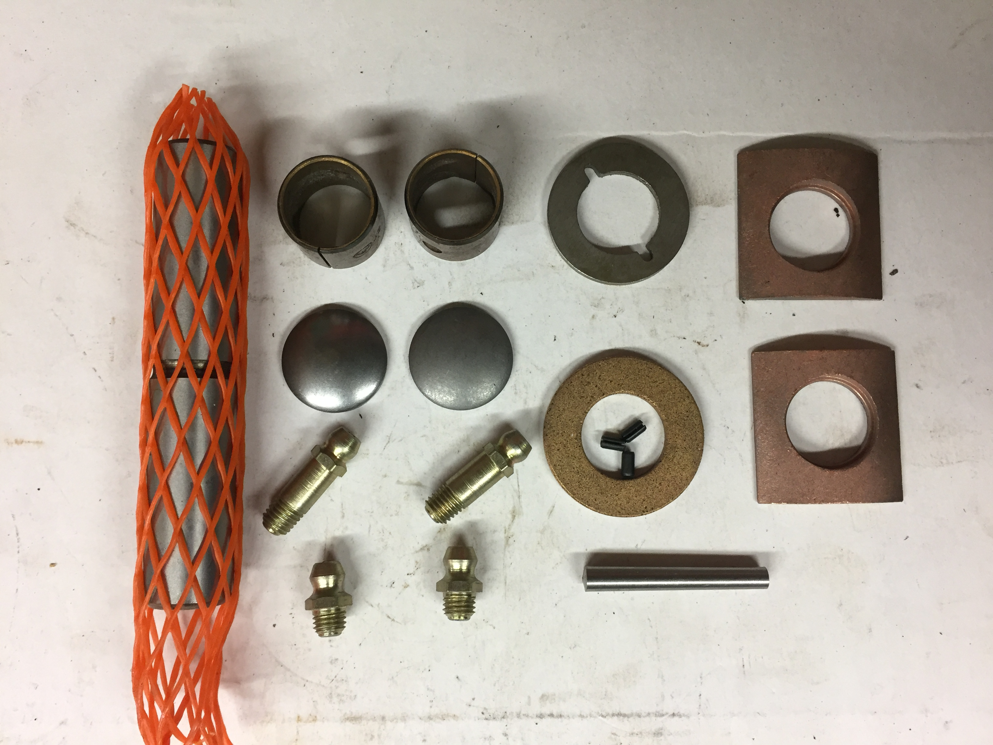 King Pin Kit - Bronze Bearing