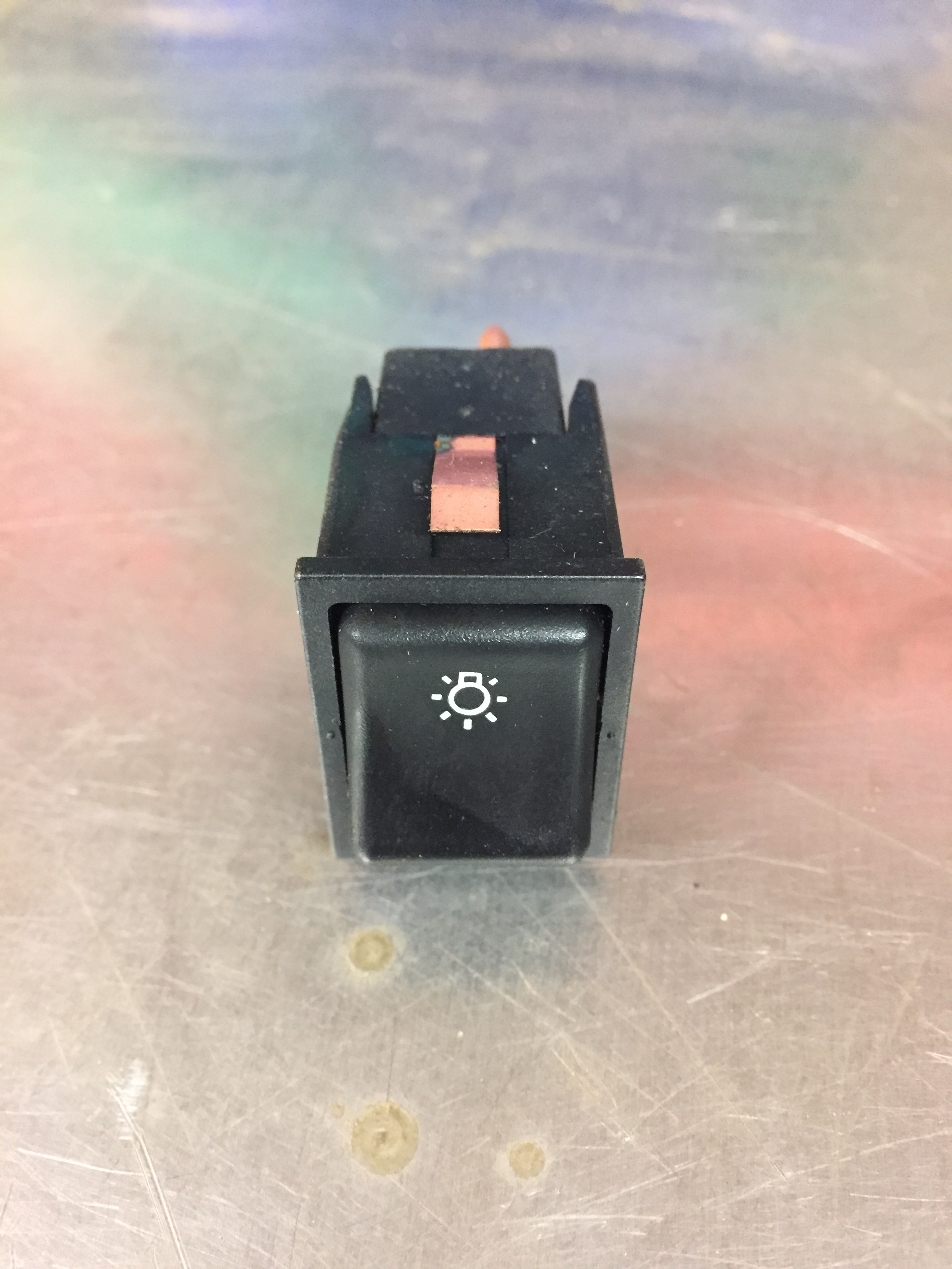 Reliant Robin Mk2 Headlight Switch - Click Image to Close