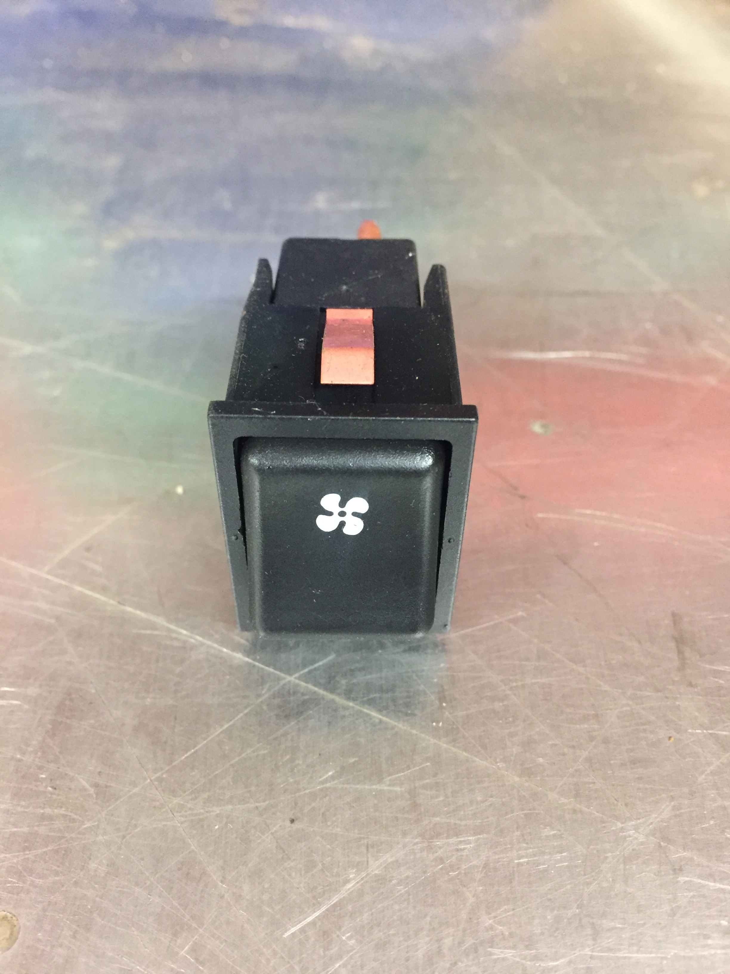 Reliant Robin Mk2 Fan Heater Switch - Click Image to Close