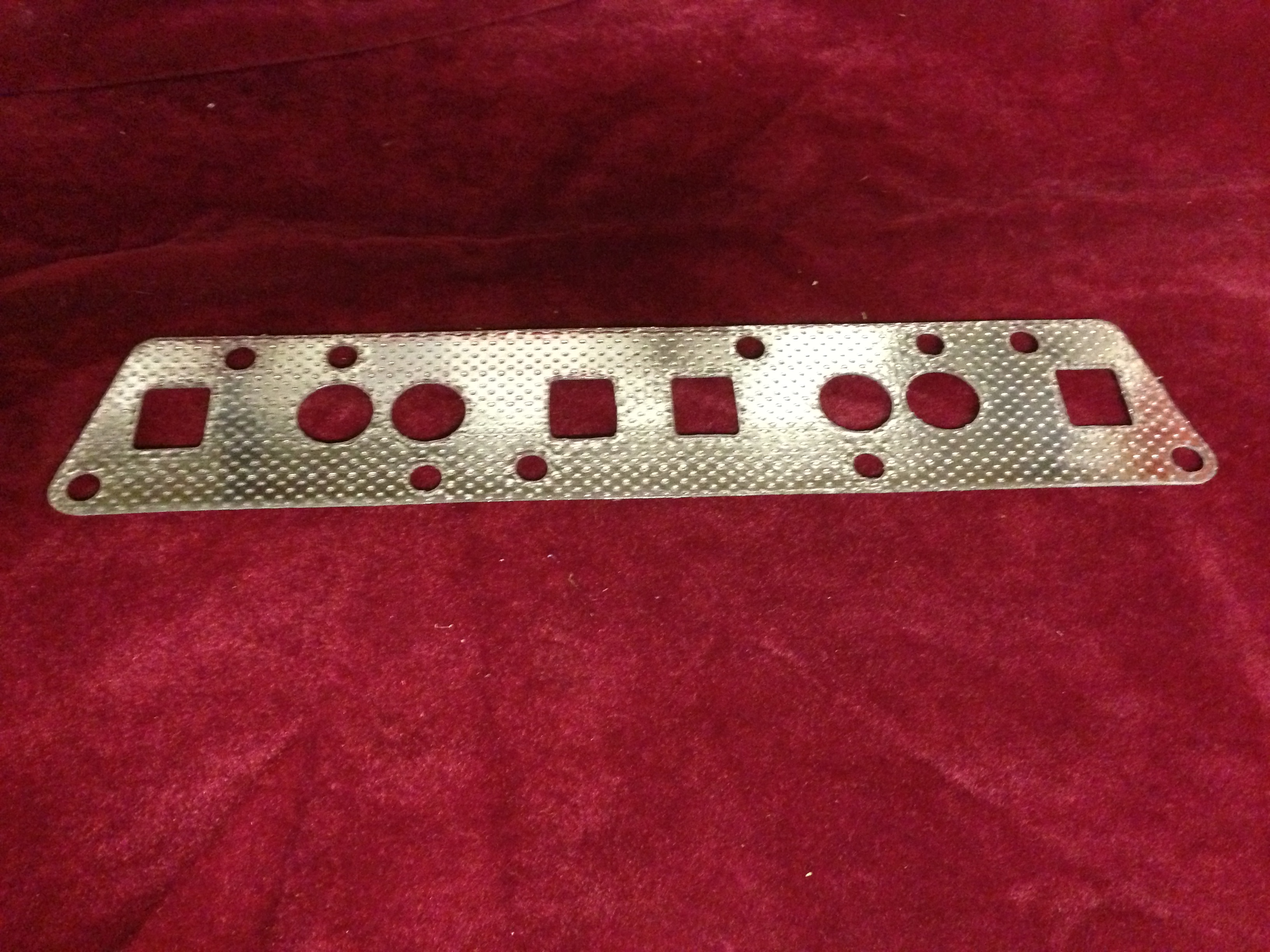 Inlet/Exhaust Manifold Gasket